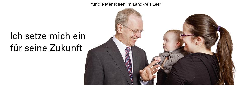 Bernhard Bramlage - Für die Menschen im Landkreis Leer